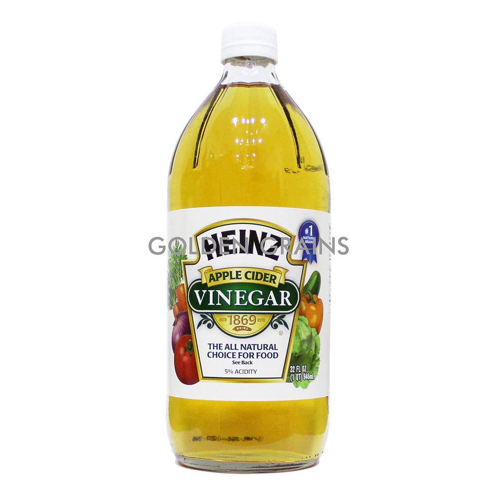 Golden Grains Heinz - Apple Cider Vinegar - Front.jpg