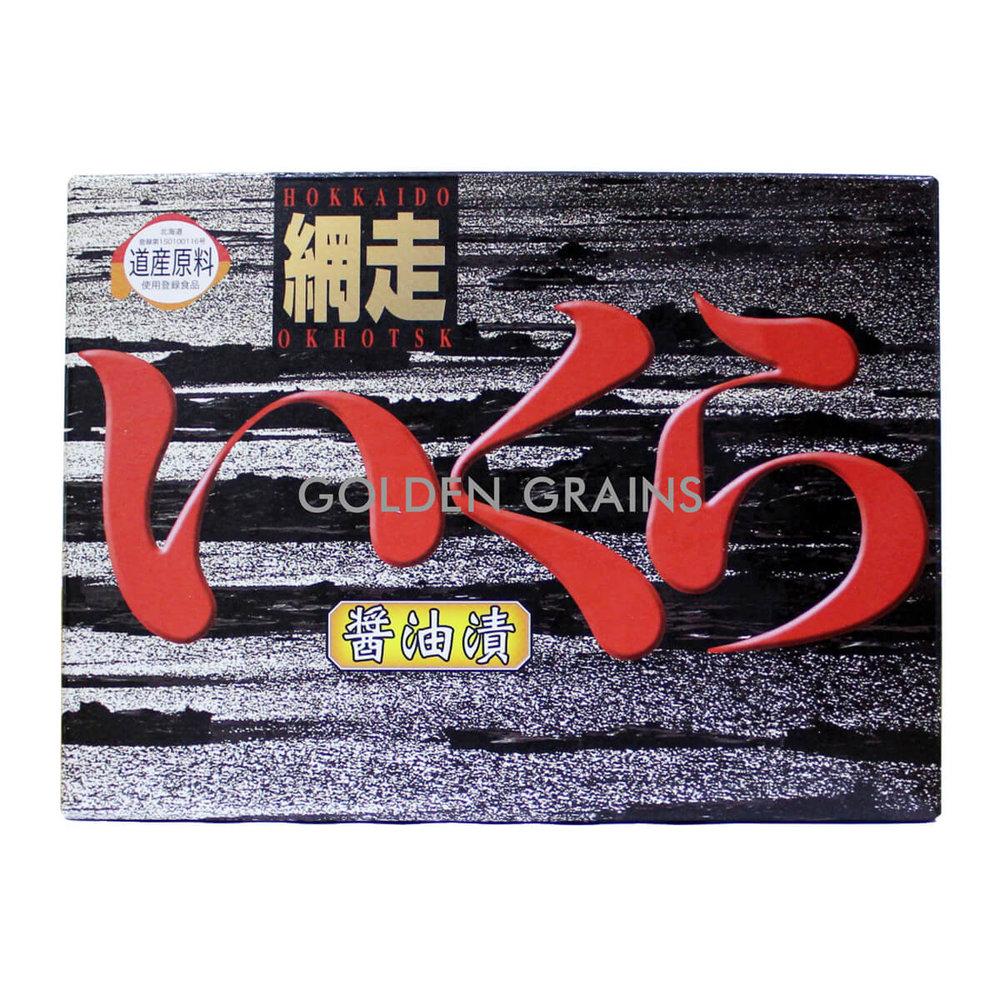 Golden Grains Douwa - Ikura with Soy sauce - Front.jpg