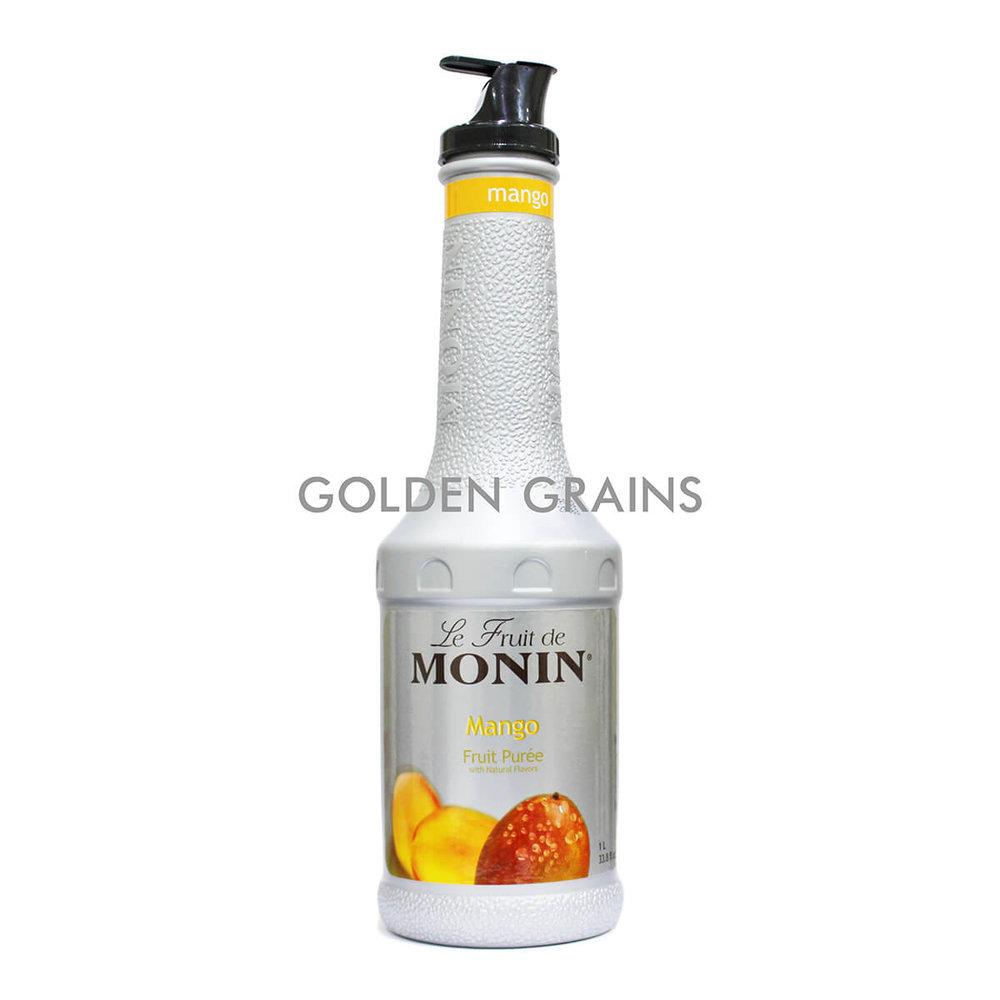 Golden Grains Monin - Mango Puree - Front.jpg