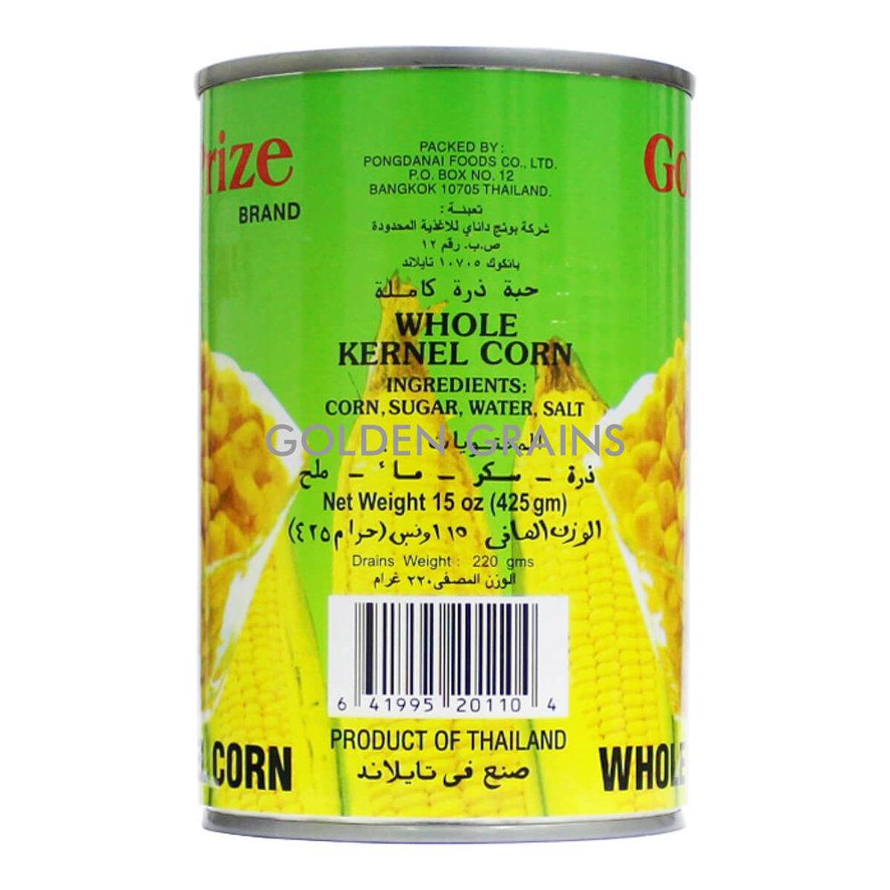 Golden Grains Golden Prize - Whole Kernel Corn 2017 SM - Back.jpg