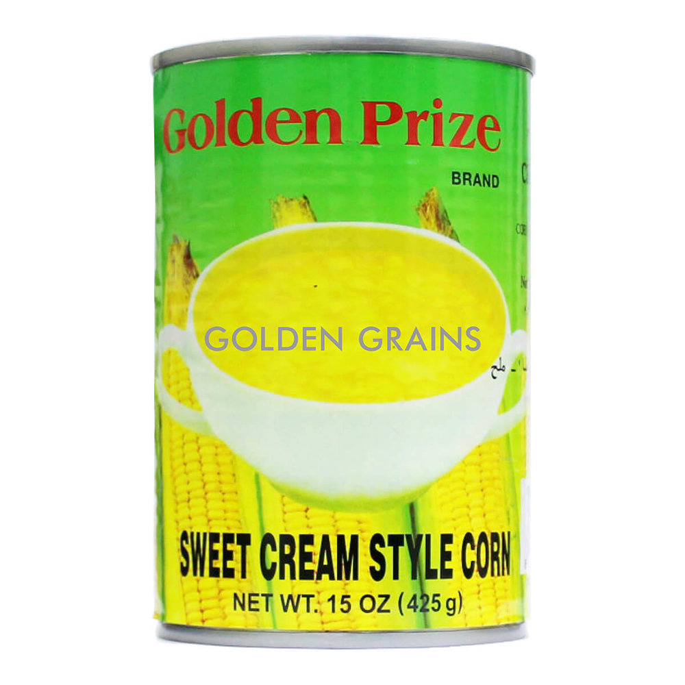 Golden Grains Golden Prize - Sweet Cream Style Corn - Front.jpg