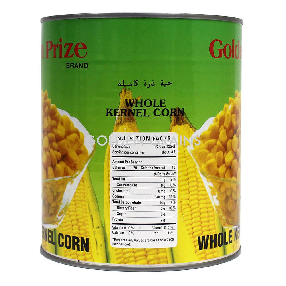 Golden Grains Dubai Export - Golden Prize - Whole Kernel Corn - Side.jpg