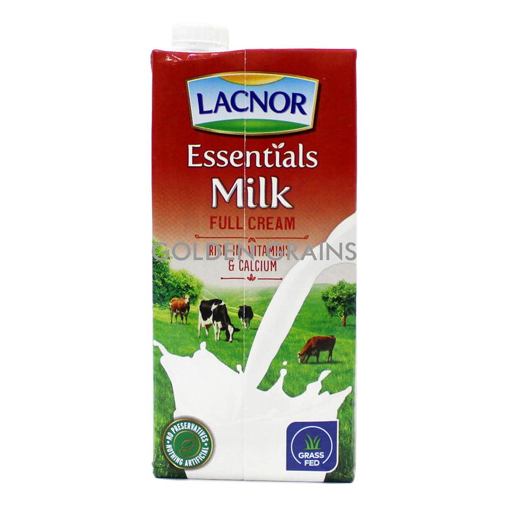 Golden Grains Lacnor - Full Cream Milk - Front.jpg