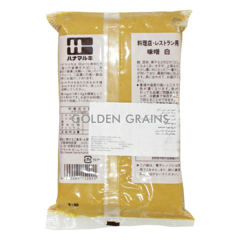 Golden Grains Hanamaruki - Shiro Miso - Back.jpg