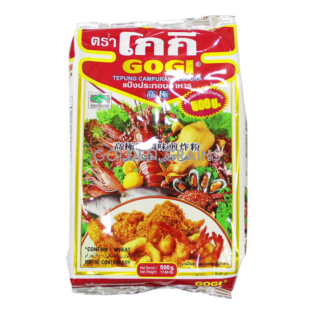 Golden Grains Gogi - Tempura Flour - Front.jpg