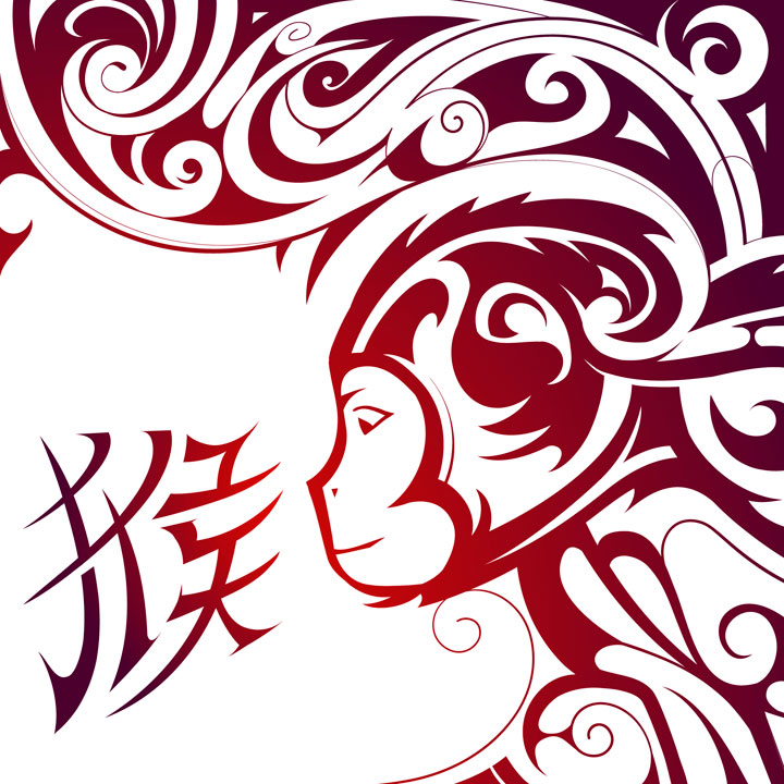 wishing you a happy and fun 2016 year of the monkey - Chinese New Year Year Of The Monkey