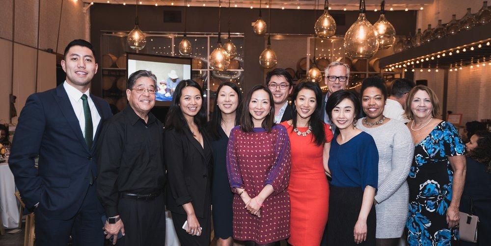 Wu Yee Children's Services' Board of Directors