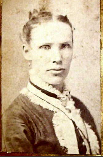 My 3rd Great Grandmother, Elizabeth Hyde