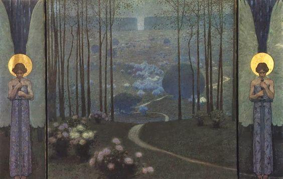 Wilhelm Bernatzik - Gate to Paradise, 1906