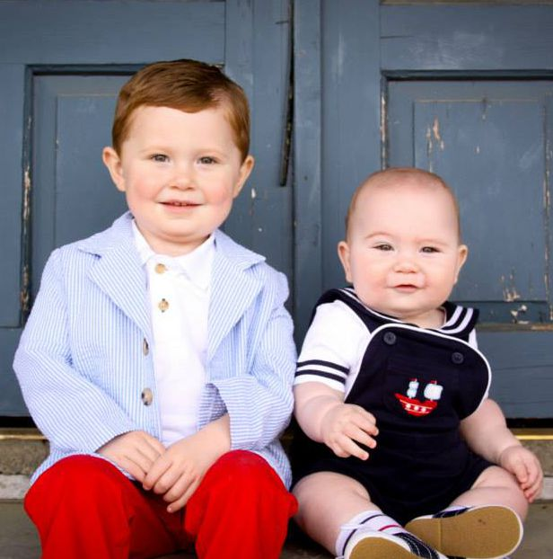 The Davis Boys: Cale and Jude Davis. The cutest boys on planet Earth.