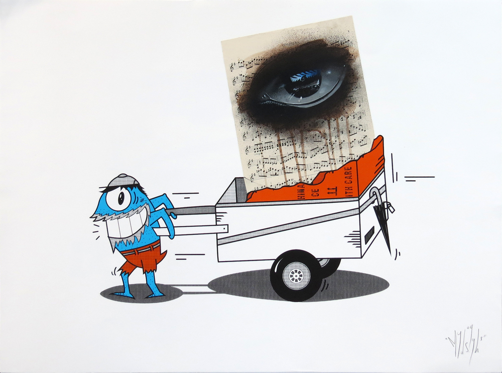 pez and mydogsighs_streetlover_hand-painted mixed media on 3 colour screenprint on Somerset satin 300gsm_£450.jpg