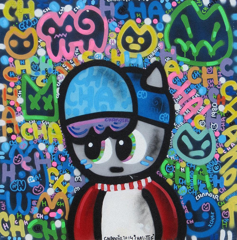 chanoir_chalittle_mixed media on canvas_75x76x5cm_£1200.jpg