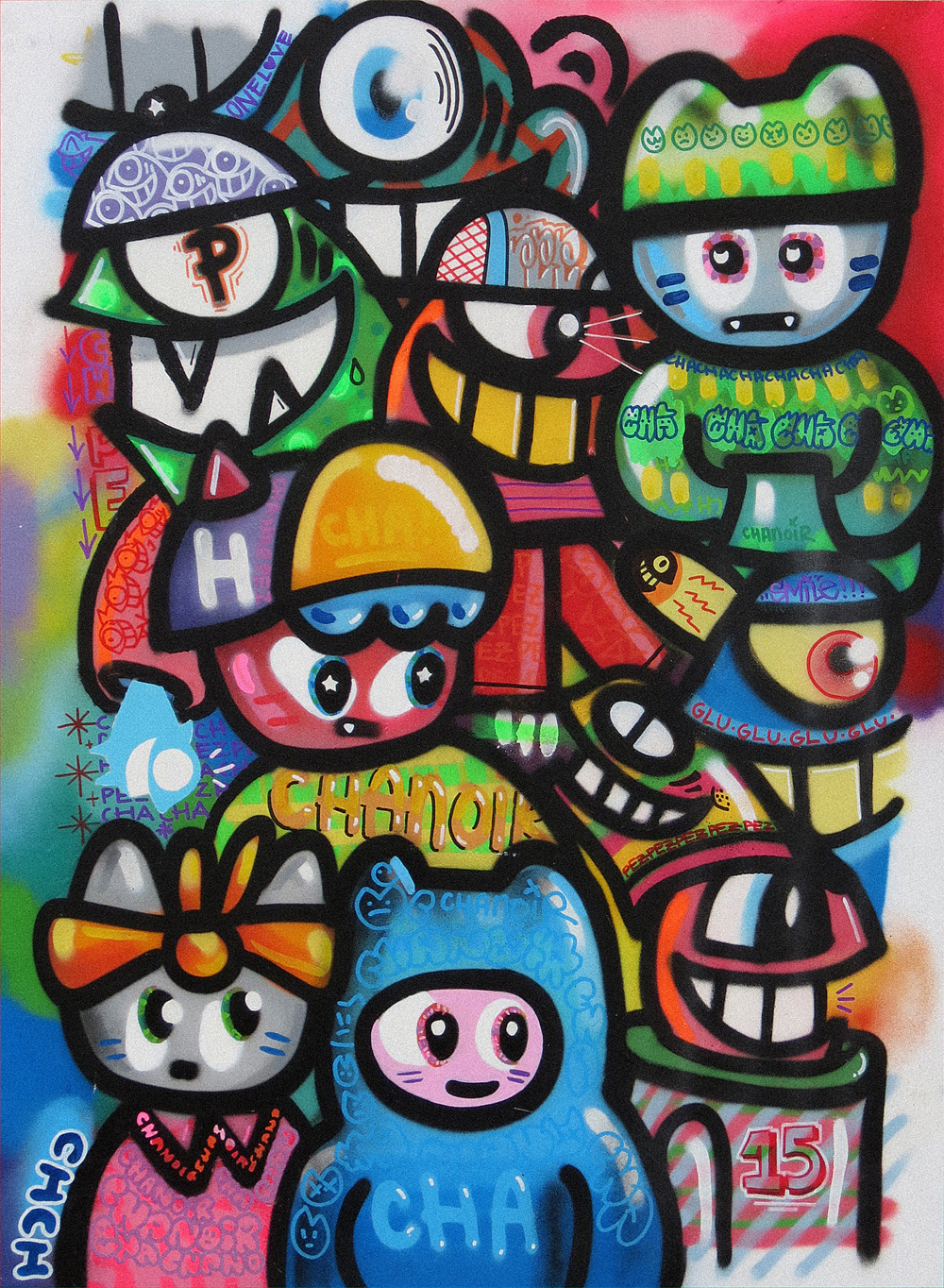 pez and chanoir_mixed media on canvas_85 x 106 x 5cm_£2200.jpg