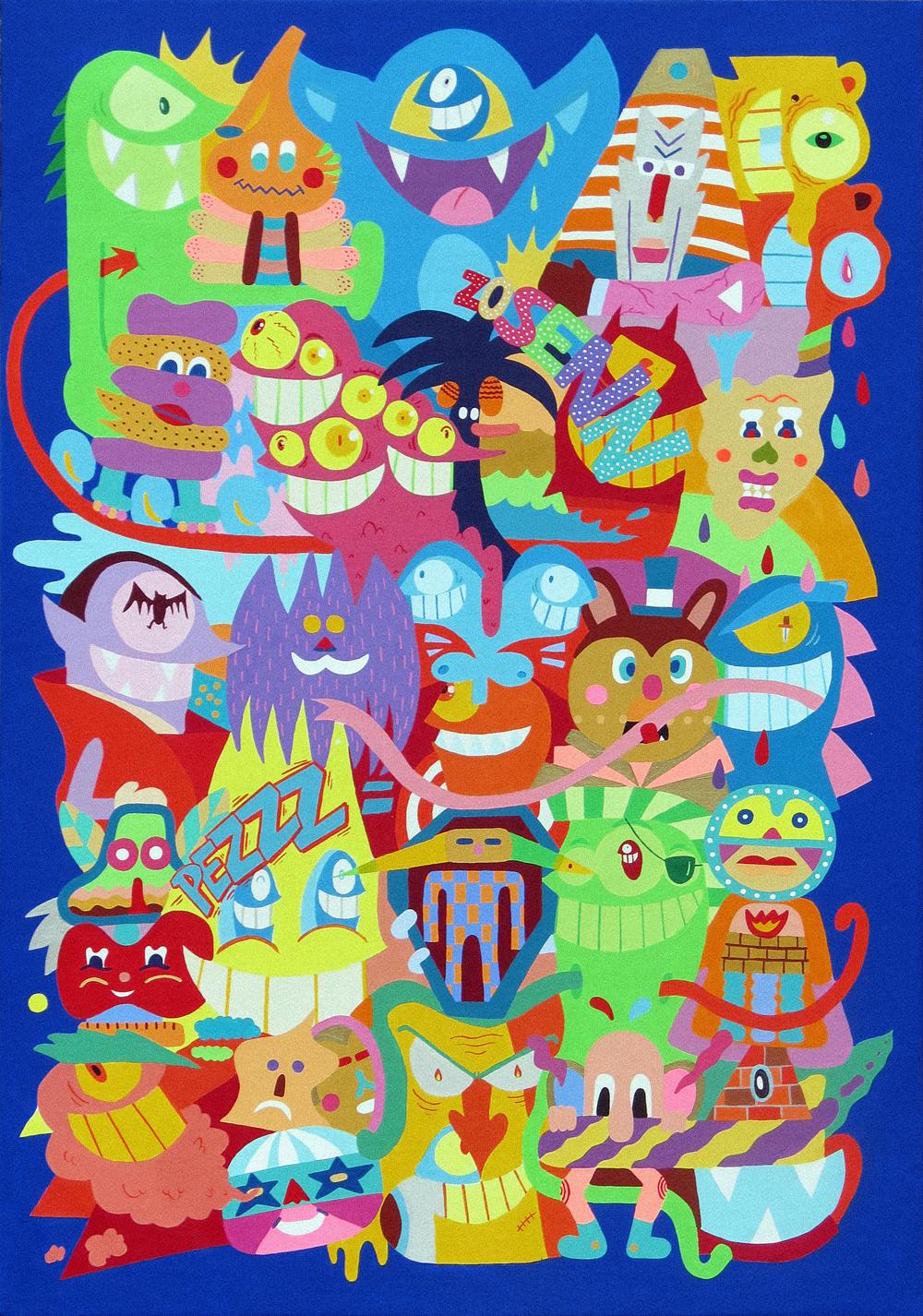pez and zosen_mixed media on canvas_72 x 102 x 5cm_£2200.jpg