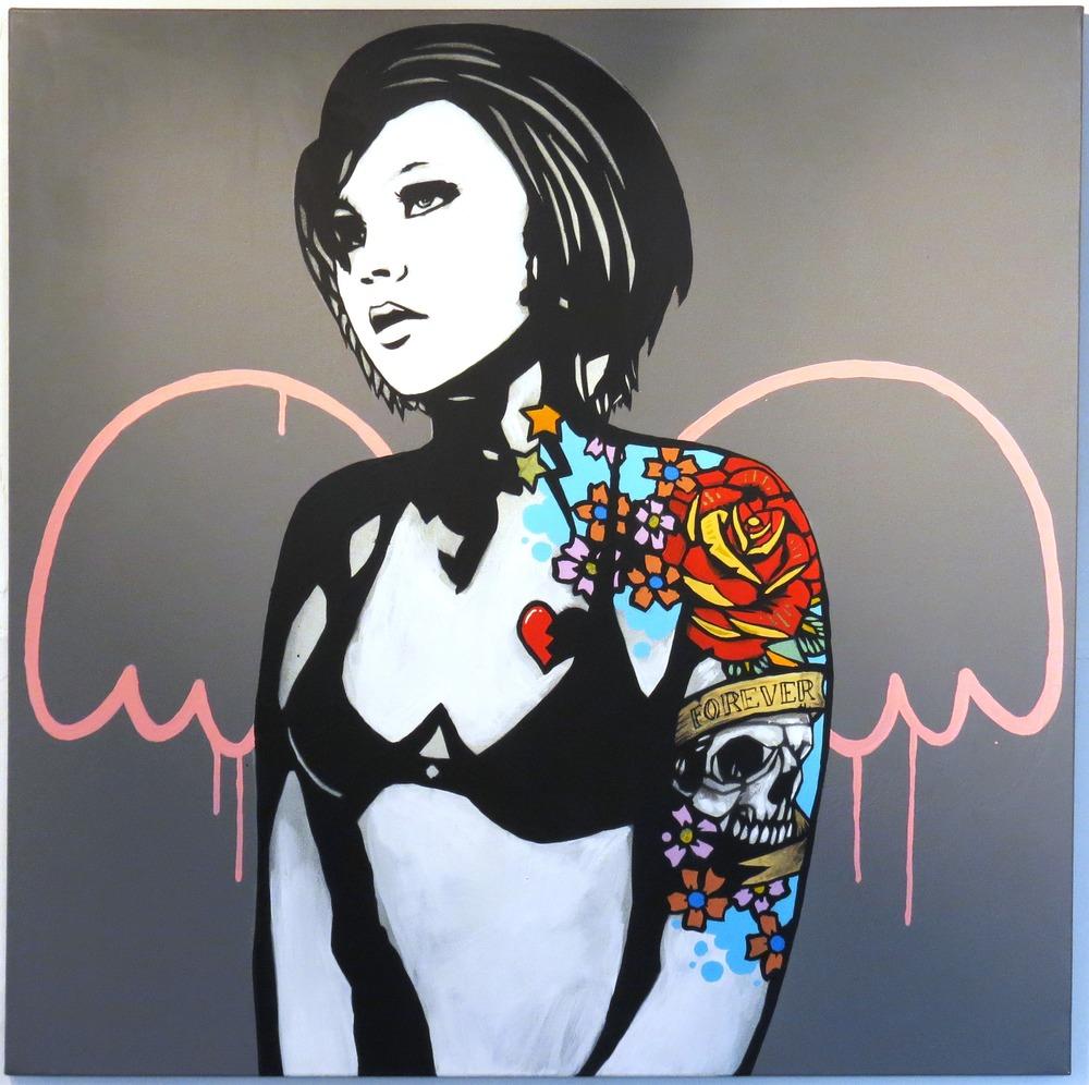 Urban Angel Grey on canvas £1900.jpg