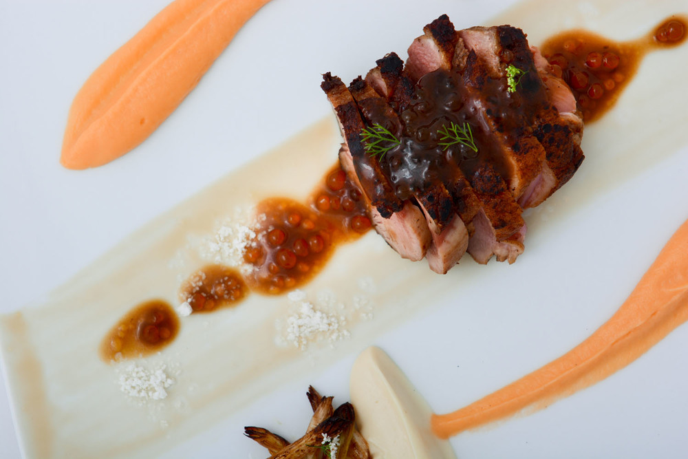 Duck Breast and Carrot Puree.jpg