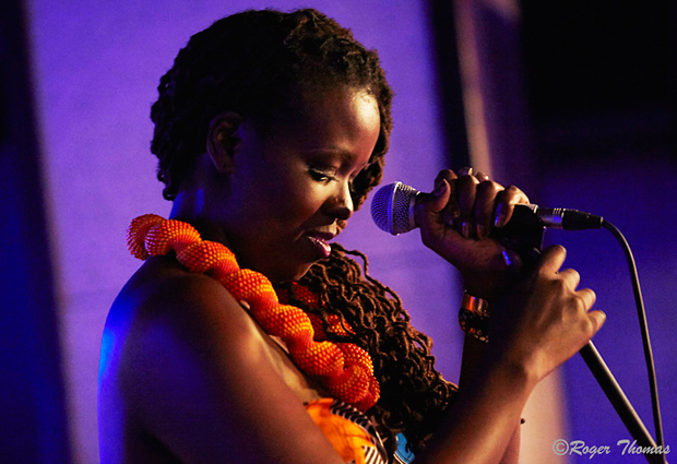 "JAZZWISE MAGAZINE: Somi Vivid and Provocative at London Launch ""Somi's The Lagos Music Salon has the standard of writing - above all the lyrics as well as melodies - and vocal performance that make it clear the loudening buzz around the singer is anything but hollow."""