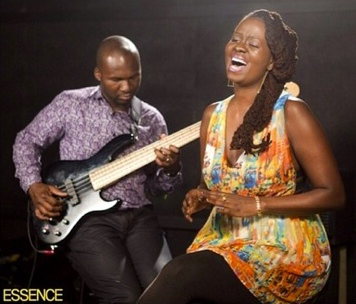 ESSENCE MAGAZINE:  New & Next: Meet East Africa Jazz & Soul Singer Somi