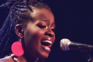 "REVIVE MUSIC:  Performance Review - Somi Brings Nigeria to New York at Drom Performance Review ""Magnificent!  Somi's malleable vocal chords can be rivaled only by a small number of women in music today; so small that you wouldn't use your whole hand to count them."""