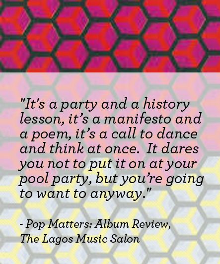 POP MATTERS:   Album Review, The Lagos Music Salon