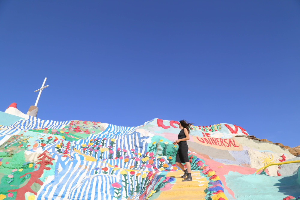 WATCH | CALIFORNIA | Salvation Mountain and The Salton Sea