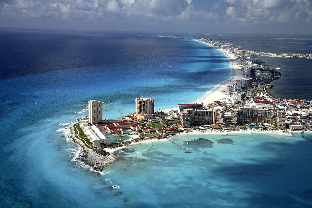 Riviera Maya, Playa Del Carmen, Cozumel, Cancun
