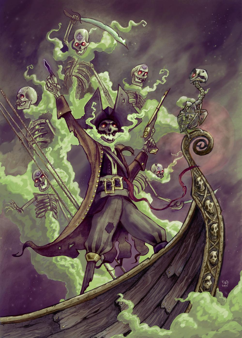 Captain Blackfinger