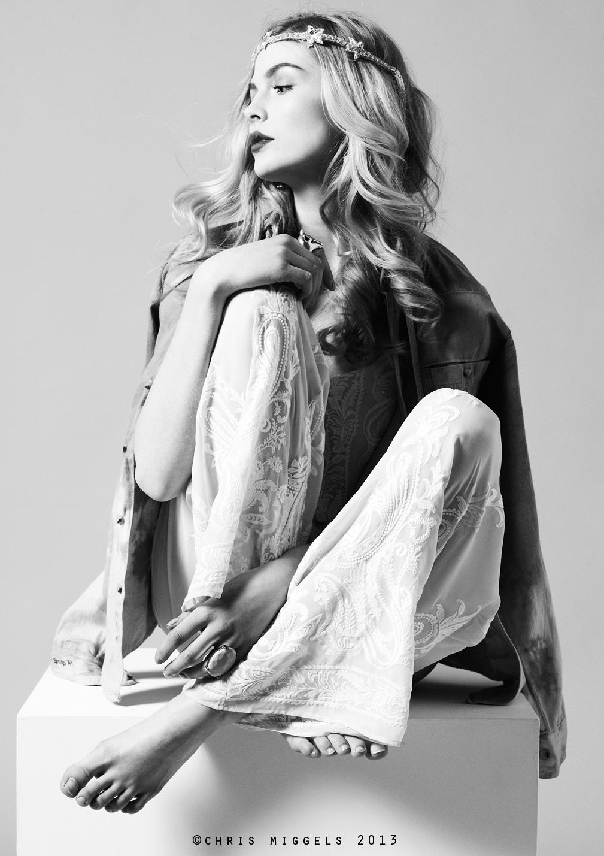 Preview of upcoming editorial    Model // Sigrún Eva Jónsdóttir    Styling // Belinda Martin    Makeup and Hair // Jessi Butterfield    Photography // © Christopher Miggels    Art Direction/Concept // Shawna Simmons