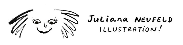 Juliana Neufeld Illustration