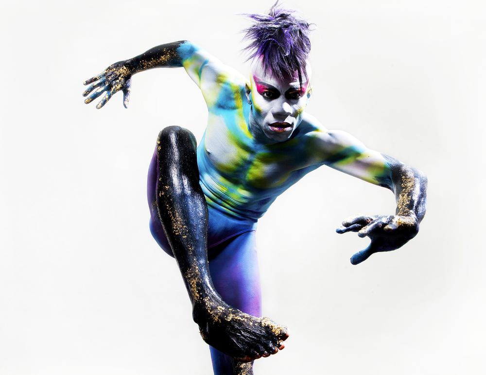 Photographer: Jason Rivers; Model: Jerome S.
