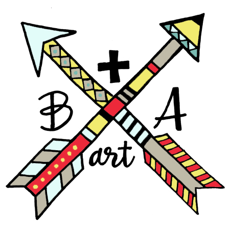 Bow+Arrow Art