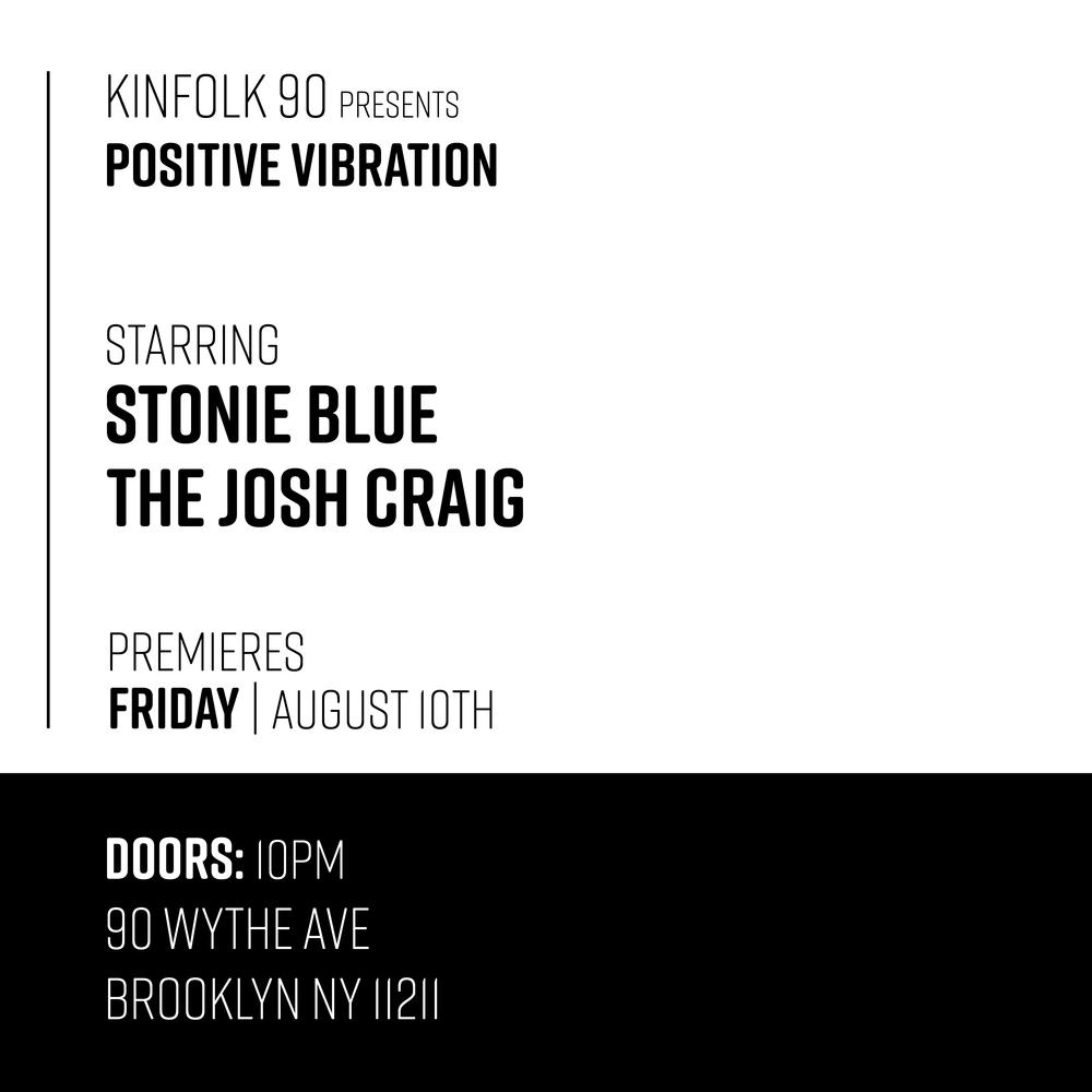 Blog The Josh Craig Radio Wiring Diagram Positive Vibration Kinfolk W Stonie Blue