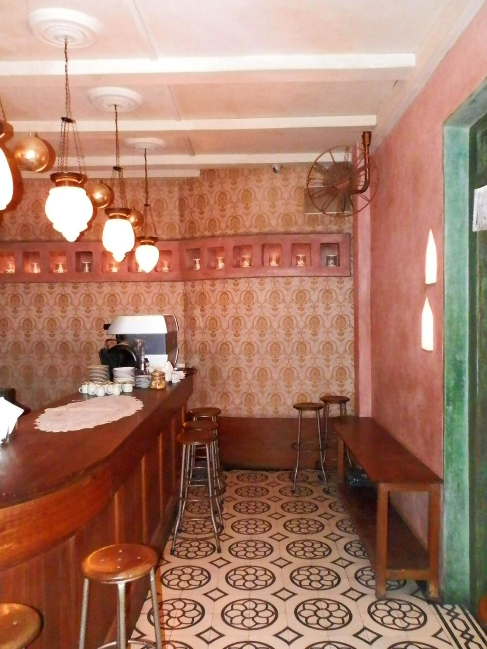 SMALL CAFE AREA