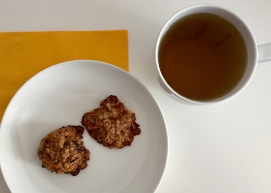 Carrot Breakfast/Snack cookie  - Newest recipe sign up to newsletter to recieve *