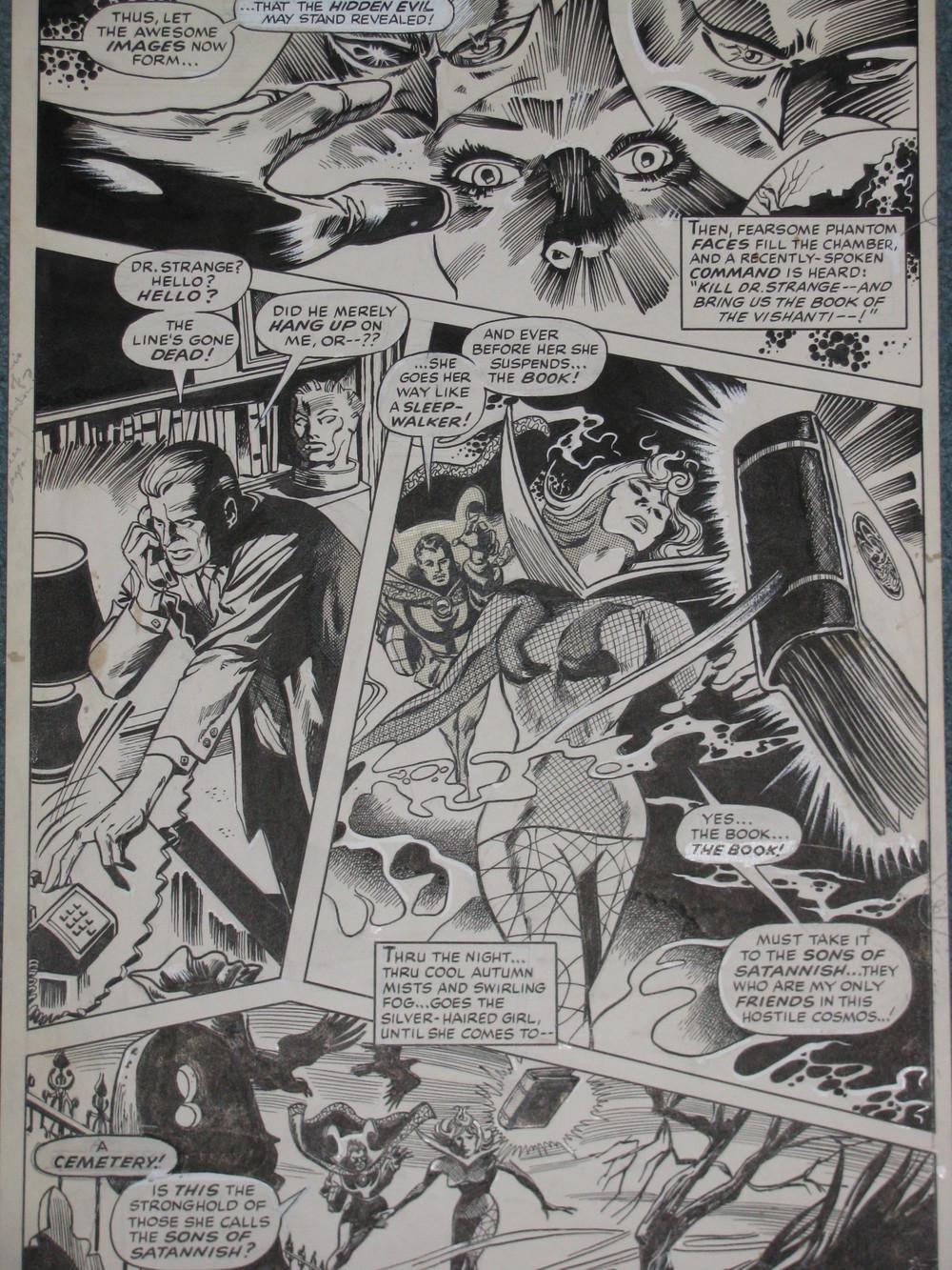 Doctor Strange #17 pg16