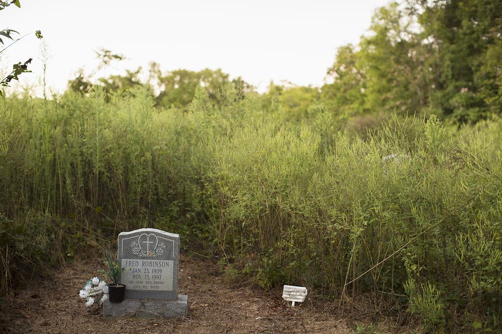 Plot, Evergreen Cemetery, Richmond, VA, September 14, 2015