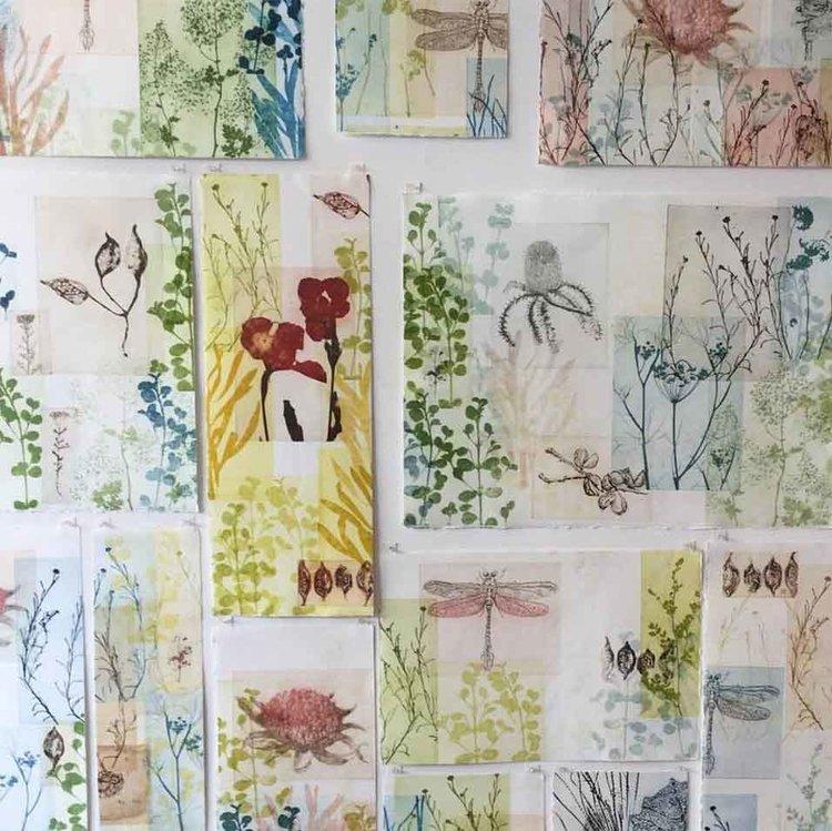 Wall of Prints