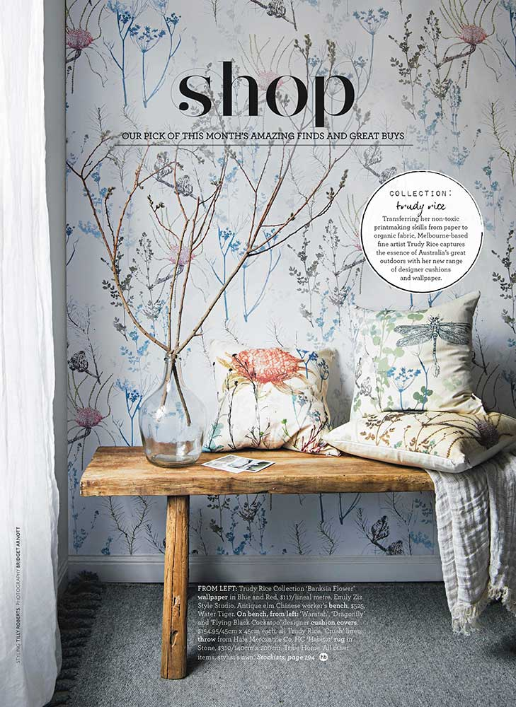 The Makers Issue - Australian Home Beautiful MagazineMay 2017