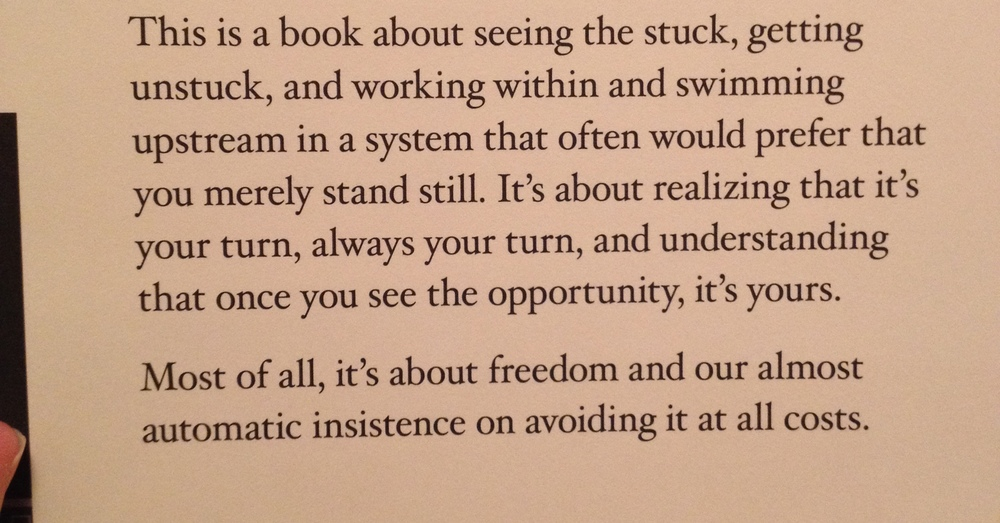 Excerpt from What to do when its your turn