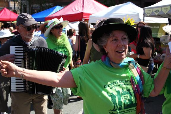 Joanie Freeman of Eco Village Charlottesville