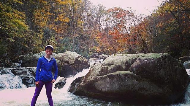 Adventures on the Green. #sickynarnar #greenriver #thenarrows #wnc #adevnture #itswhatwedo #828isgreat #gooutside #letsgetrad #fall 📷: @climbrunwork