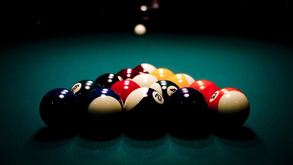 Billiards Triangle Hd Wallpapers