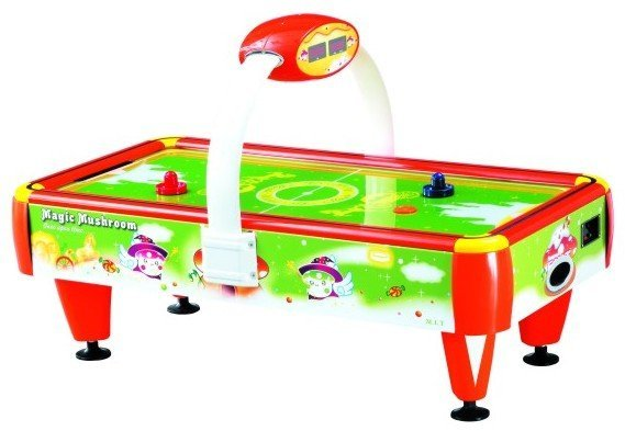 6 foot Magic Mushroom Air Hockey