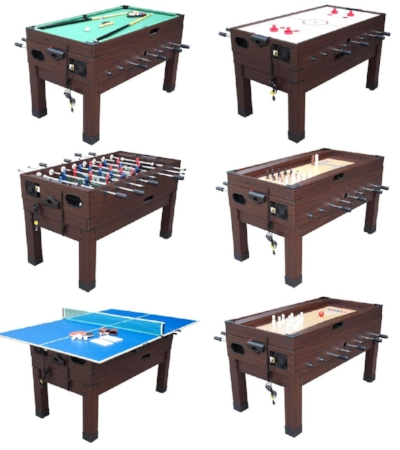 13 in 1 Combination Game Table