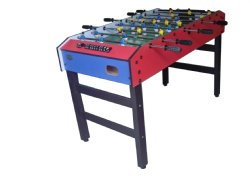 Promotional 4 foot Red/Blue Foosball Table