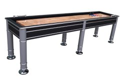 """The Cosmopolitan"" 9 or 12 foot Shuffleboard Table"