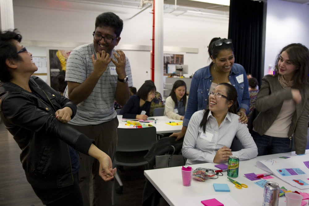 OpenIDEO YouthCafe, New York