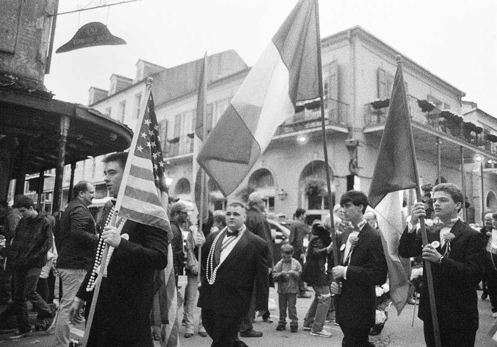 St. Joseph's Day Parade, New Orleans