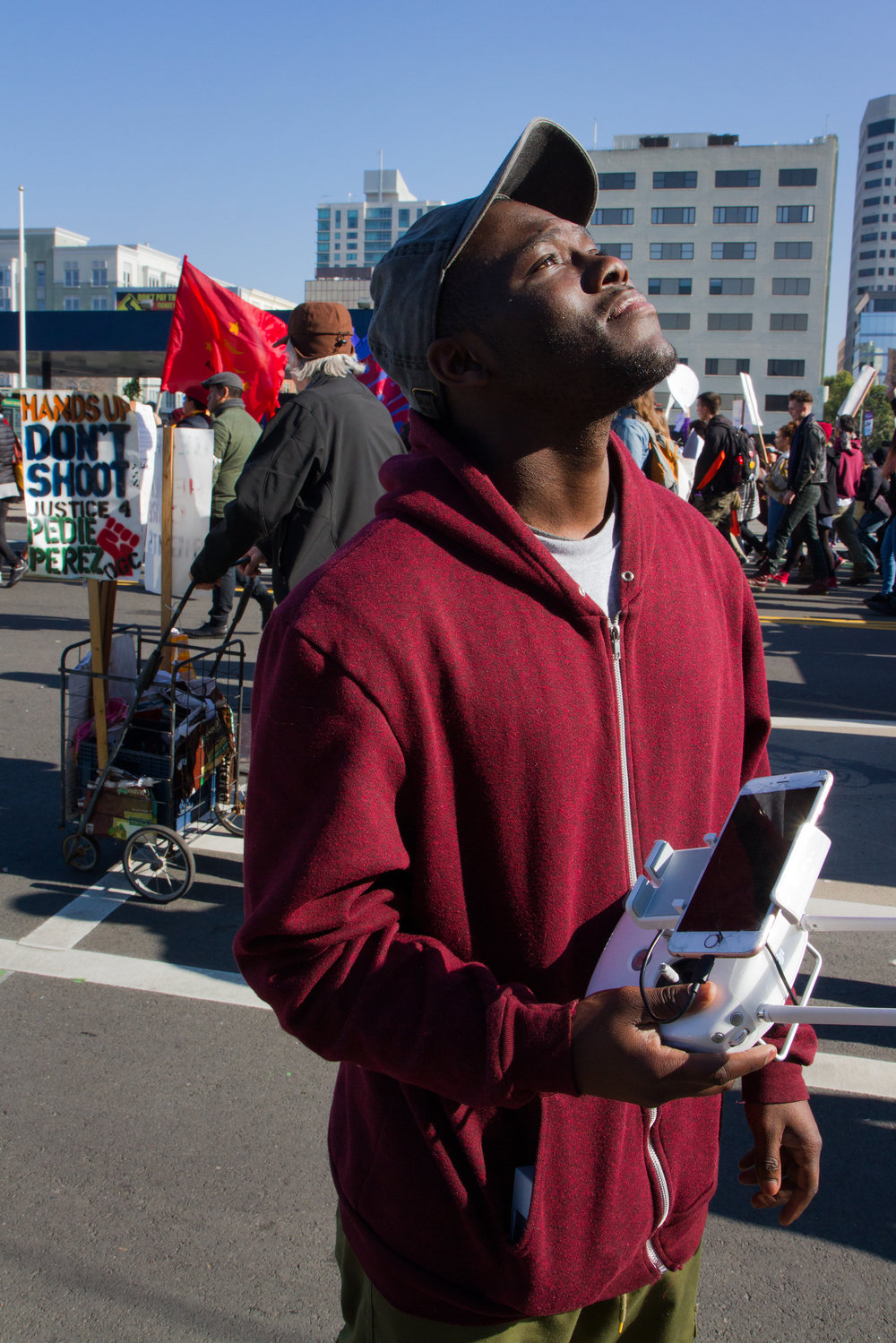 March to Reclaim King's Radical Legacy, Oakland
