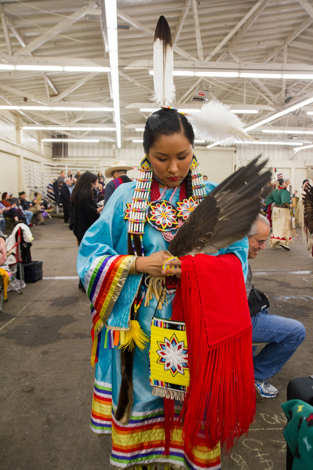 Bay Area Two Spirit Powwow, Daly City